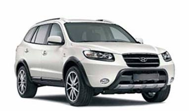 Cat. L (Hyundai Santafe, Trailblazer, Tiguan o Similar)